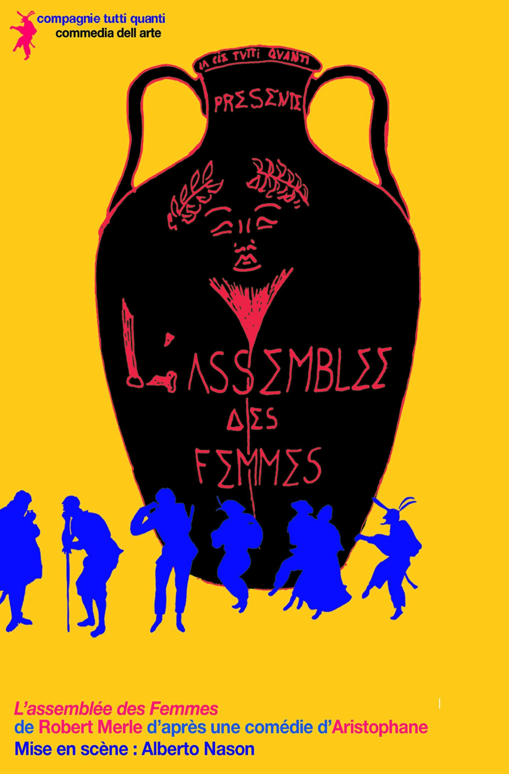 image illustration deL'Assemblée des femmes