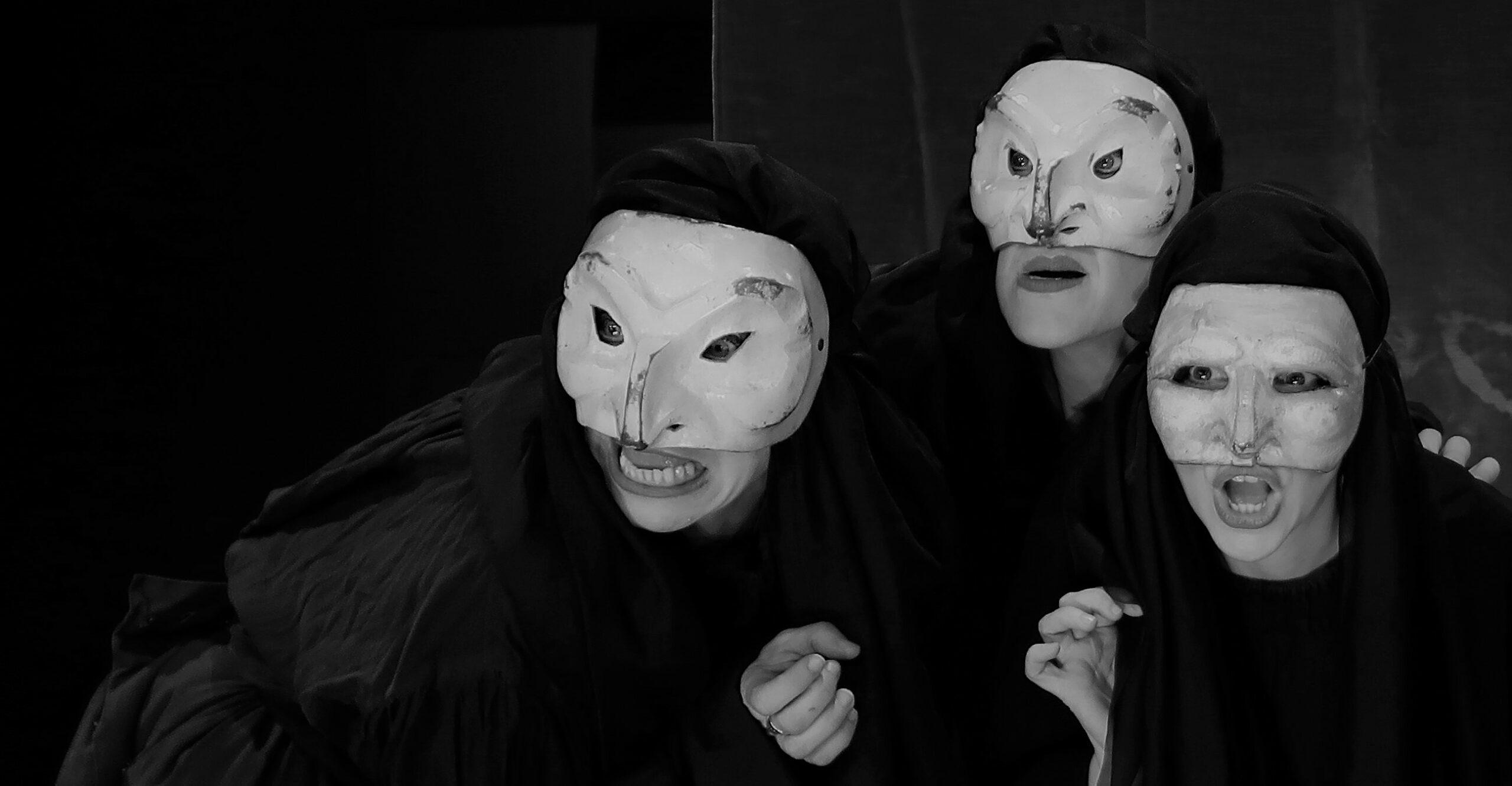 illustration de la pièce Roméo & Hamlette